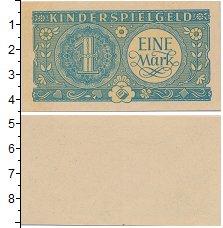 Изображение Банкноты Германия : Нотгельды 1 марка 1980  XF Игровая банкнота