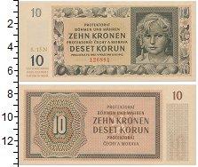 Изображение Боны Чехия 10 крон 1942  XF