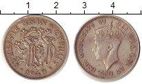 Изображение Монеты Кипр 9 пиастров 1940 Серебро XF