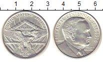 Изображение Монеты США 1/2 доллара 1936 Серебро UNC- 100 - летие   штата