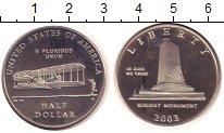 Изображение Монеты США 1/2 доллара 2003 Медно-никель Proof-