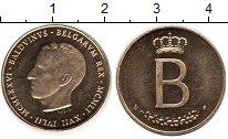Изображение Монеты Бельгия 20 франков 1976 Золото Proof