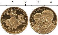 Изображение Монеты Австрия Австрия 1999 Золото Proof