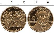 Изображение Монеты Австрия 500 шиллингов 1997 Золото Proof