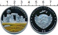 Изображение Мелочь Палау 5 долларов 2010 Серебро Proof