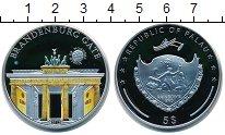 Изображение Мелочь Палау 5 долларов 2012 Серебро Proof