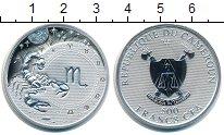 "Изображение Монеты Камерун 500 франков 2010 Серебро Proof <p style=""box-sizing"