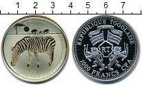 Изображение Мелочь Того 1000 франков 2011 Серебро Proof