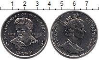 Изображение Монеты Гибралтар 1 крона 1996 Медно-никель UNC
