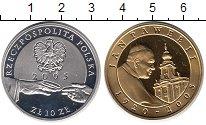 Монета Польша 10 злотых Серебро 2005 Proof-