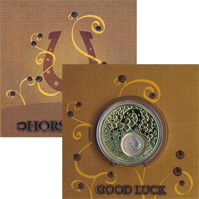 Изображение Подарочные монеты Ниуэ На удачу ! 2013 Серебро Proof