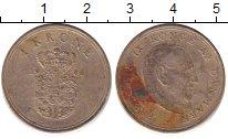 Изображение Барахолка Конго 1 конго 1964 Медно-никель XF-