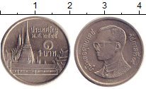 Изображение Барахолка Корея 1 мун 2003 Медно-никель XF
