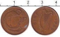 Изображение Дешевые монеты Ирландия 1 экю 1989 Латунь XF-