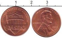 Изображение Барахолка США 1 цент 2013 Медь XF+
