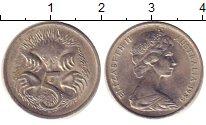 Изображение Дешевые монеты Австралия 5 центов 1983 Медно-никель XF
