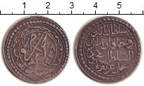 Изображение Монеты Алжир 1 буджу 1236 Серебро VF+