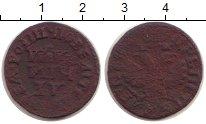 Изображение Монеты 1689 – 1725 Петр I 1 деньга 1704 Медь VF