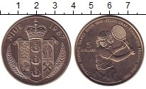 Изображение Монеты Новая Зеландия Ниуэ 5 долларов 1987 Медно-никель UNC