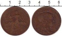 Изображение Монеты Франция 10 сентим 1898 Бронза VF
