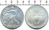 Изображение Монеты США 1 доллар 2005 Серебро UNC-