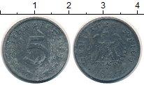 Изображение Монеты Третий Рейх 5 пфеннигов 1947 Цинк VF