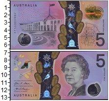 Изображение Боны Австралия 5 долларов 0  UNC