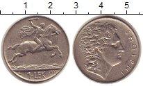Изображение Монеты Албания 1 лек 1931 Никель XF