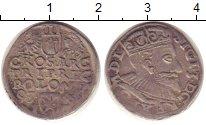 Изображение Монеты Польша 3 гроша 1593 Серебро VF