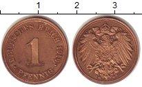 Изображение Монеты Германия 1 пфенниг 1916 Бронза XF