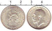 Изображение Монеты Великобритания 1 шиллинг 1916 Серебро UNC-