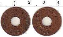 Изображение Монеты Великобритания Восточная Африка 1 цент 1924 Бронза XF