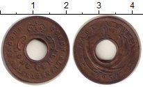 Изображение Монеты Восточная Африка 1 цент 1959 Бронза XF