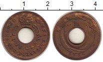 Изображение Монеты Великобритания Восточная Африка 1 цент 1956 Бронза XF