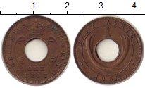 Изображение Монеты Восточная Африка 1 цент 1952 Бронза XF Георг VI