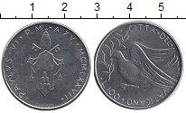 Изображение Монеты Ватикан 100 лир 1977 Сталь UNC