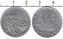 Изображение Монеты Сан-Марино 10 лир 1976 Алюминий UNC