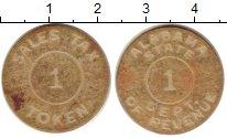 Изображение Монеты США токен 0 Пластик VF