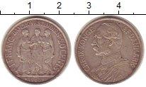 Изображение Монеты Дания Датская Вест-Индия 20 центов 1905 Серебро XF