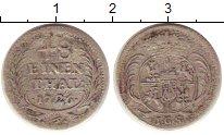 Изображение Монеты Саксония 1/48 талера 1726 Серебро VF