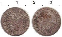 Изображение Монеты Австрия 1 крейцер 1631 Серебро VF Фердинанд II