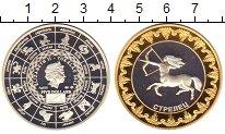 Изображение Монеты Токелау 5 долларов 2012 Серебро Proof Елизавета II. Стреле