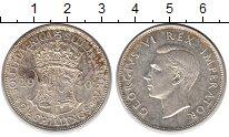Изображение Монеты ЮАР 2 1/2 шиллинга 1940 Серебро XF