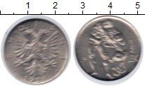 Изображение Монеты Албания 1/2 лека 1926 Медно-никель UNC