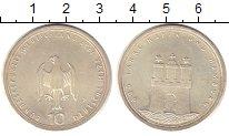 Изображение Монеты Германия ФРГ 10 марок 1989 Серебро UNC-