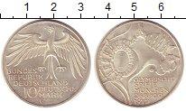 Изображение Монеты ФРГ ФРГ 1972 Серебро UNC-
