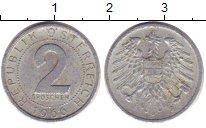 Изображение Дешевые монеты Австрия 2 гроша 1966 Медно-никель XF