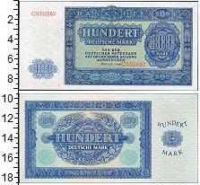 Изображение Боны ГДР 100 марок 1948  XF
