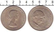 Изображение Монеты Великобритания 5 шиллингов 1965 Медно-никель XF