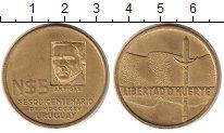 Изображение Монеты Уругвай 5 песо 1975 Латунь UNC-
